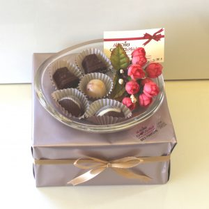 Chocolates Dish