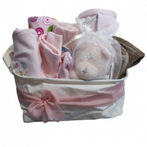 a gift for a baby - baby layette