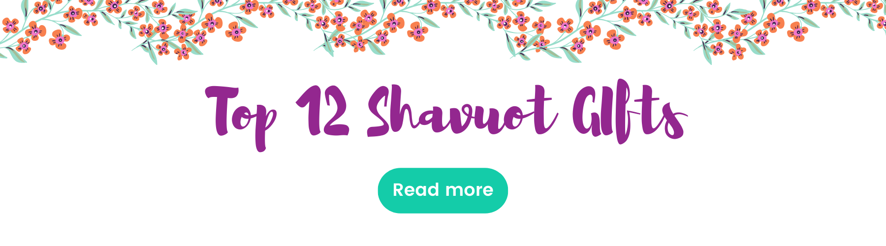 shavuot gifts top